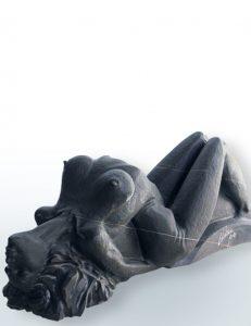 esculturas eroticas