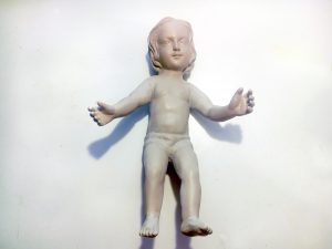 reproducciones de figuras religiosas en resina