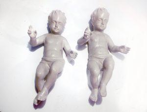 replicas de figuras religiosas