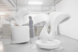 reproducir esculturas de gran formato