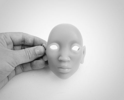 bjd muñecas articuladas de resina