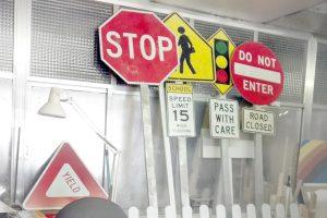 corporeos señales trafico