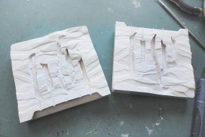 moldes de silicona para ficticios de comida