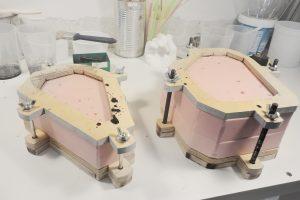 moldes para piezas tecnicas de resina