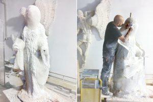 moldes para esculturas