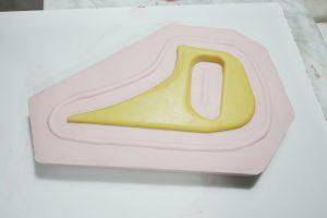 moldes de silicona para piezas tecnicas