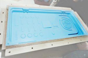 moldes para piezas de resina