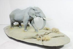 restaurar escultura de resina