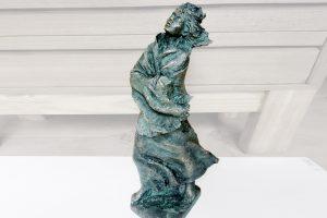 escultura resina restaurar