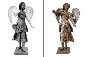 restauracion de esculturas