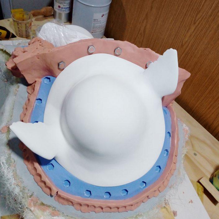 fabricación de moldes de silicona a medida