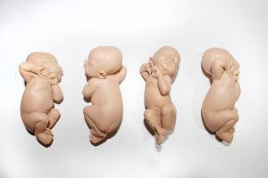 reproducciones miniaturas de resina