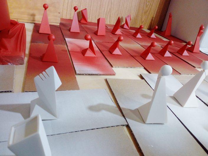 ajedrez de diseño personalizado