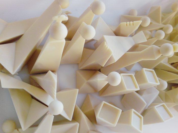 reproducciones en resina de poliuretano
