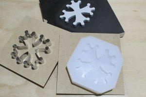 moldes de silicona alimentaria para reposteria