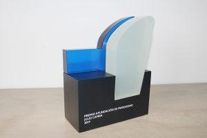 trofeo personalizado a medida