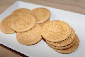 réplicas de galletas