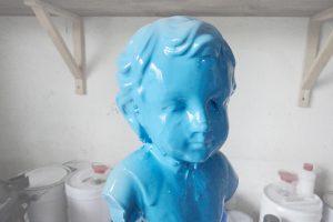 moldes por encargo para escultores