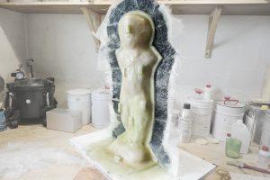 moldes a medida para esculturas