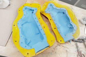 moldes de silicon para resina